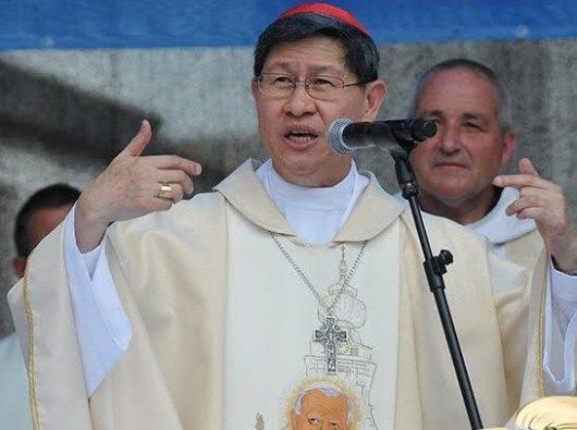 Kardinal Luis Antonio Tagle