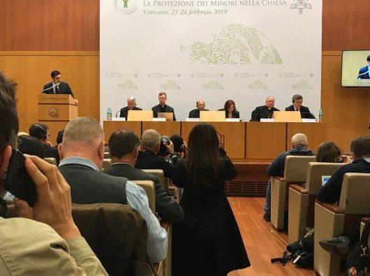 Konferensi Pers tentang Pertemuan Perlindungan Anak-Anak di Bawah Umur dalam Gereja. Vatican Media