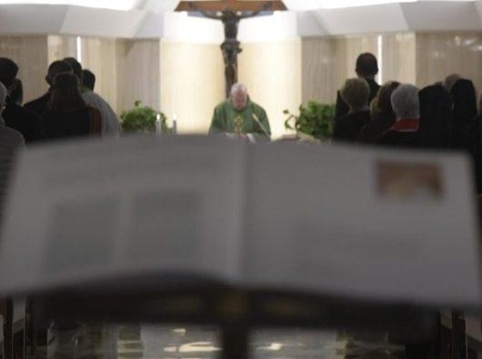 Misa di Casa Santa Marta, 7 Februari 2019 (Vatican Media)