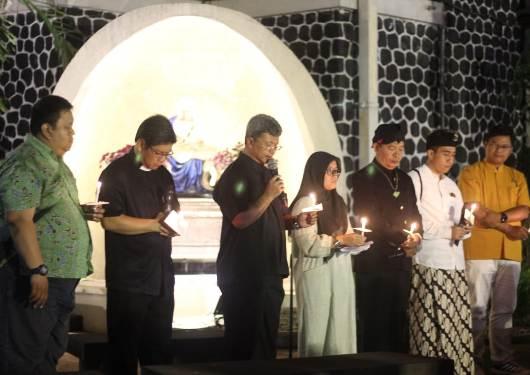 Doa Bersama Lintas Agama 4