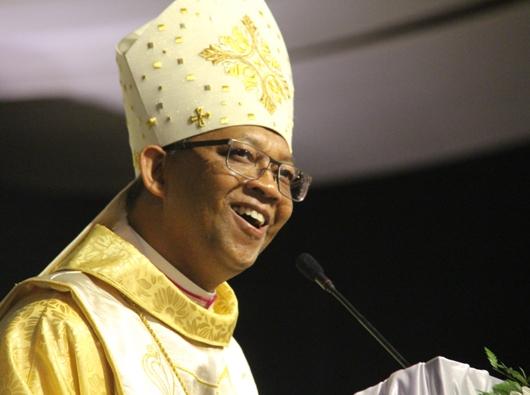 Uskup Bogor Mgr Paskalis Bruno Syukur OFM (PEN@ Katolik/pcp)