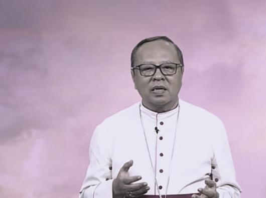 Mgr Ignatius Suharyo. (Tangkapan layar oleh PEN@ Katolik/pcp)