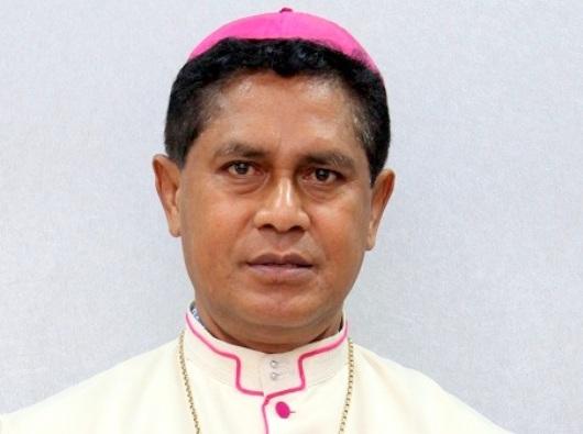 Ketua Komisi Kerawam KWI Mgr Vincentius Sensi Potokota. Foto Kawali.org