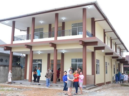 Gedung UNIO KAP yang baru