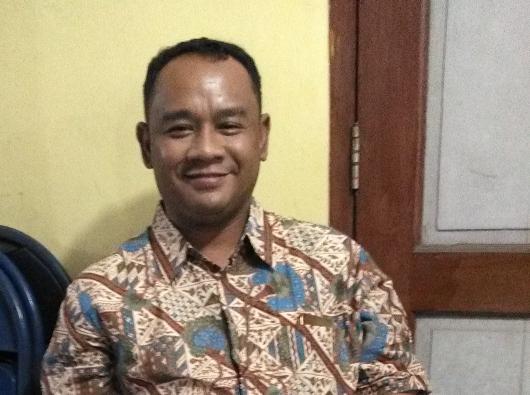 Kepala Paroki Administratif Santo Aloysius Gonzaga Mojosongo, Surakarta, Pastor Agustinus Nunung Wuryantoko Pr. PEN@ Katolik/fa