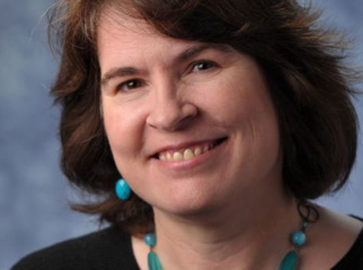 Dr Mary Hirschfeld (Foto dari https://www.dspt.edu/