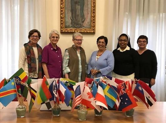Suster-Suster Dominikan Internasional pilih Suster Margaret Mayce OP sebagai koordinator baru