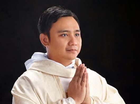 Pastor Valentinus Bayuhadi Ruseno OP (Foto: Hendra)
