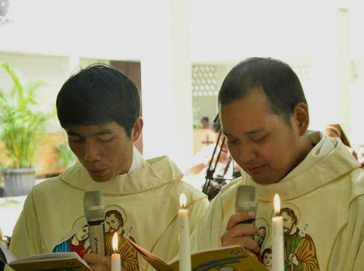 Dua imam baru. Foto Dokumentasi MSF