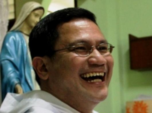 Master Jendral OP yang baru Pastor Gerard Francisco Timoner III/PEN@ Katolik/pcp