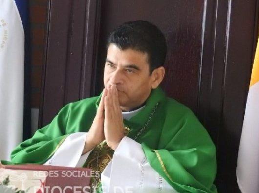 Uskup Matagalpa, Nikaragua, Mgr Rolando José Alvarez Lagos