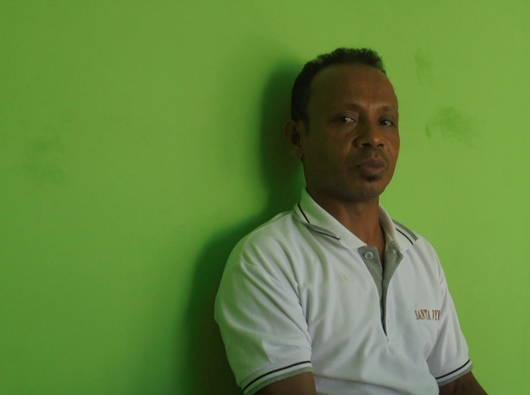 Dion Ngeta (PEN@ Katolik/yf)