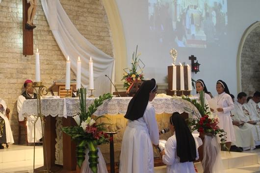 Pengikraran Kaul Kekal (PEN@ Katolik/pcp)
