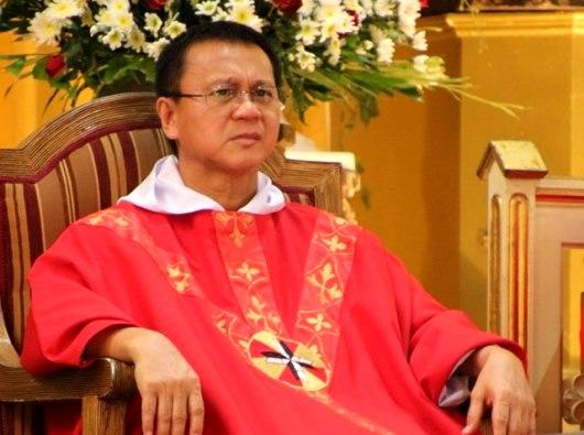 Pastor Ramon Salibay OP (Foto diambil dari halaman Facebooknya)