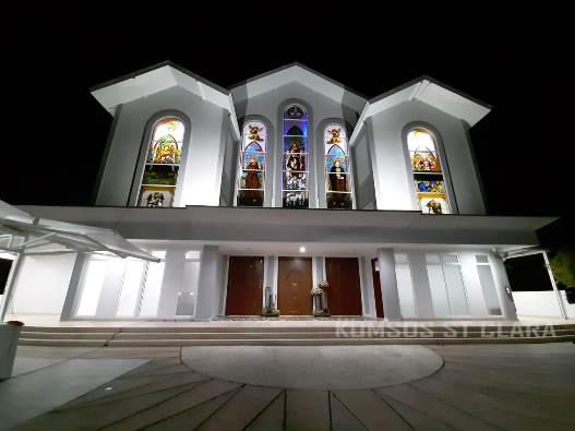 Gereja Santa Clara 3