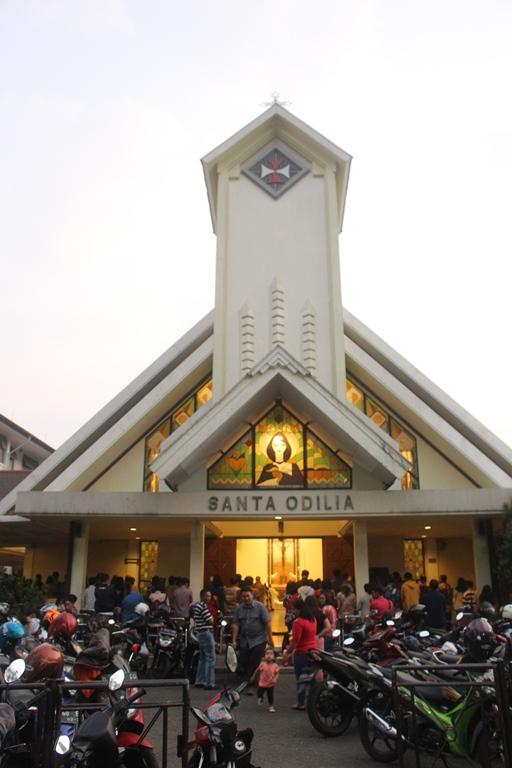 Gereja Santa Odilia (PEN@ Katolik/pcp)