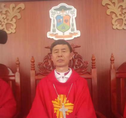 Mgr Antonio Yao Shun. Foto diambil dari AsiaNews