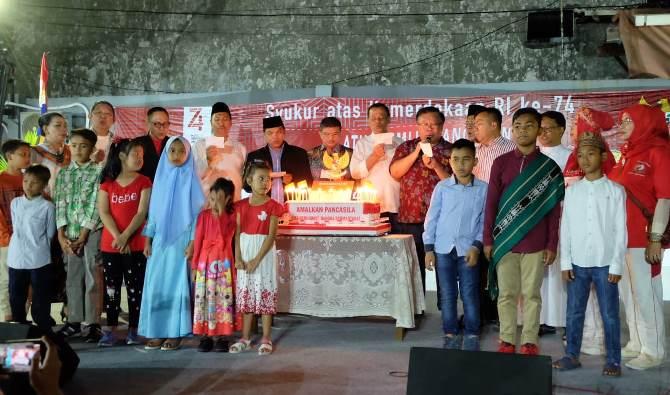 Umat Katolik dan Islam menyatu dalam Silaturahmi Kebangsaan di Kampung Duri Jakarta (Ist)
