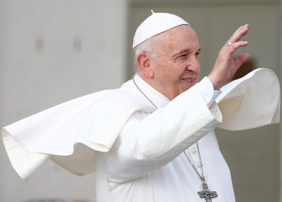 Paus Fransiskus dalam Audiensi Umum (Vatican Media)