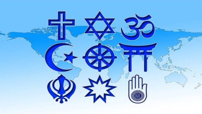 Agama-agama besar di dunia