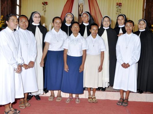 Komunitas Suster-Suster Dominikan Rosario Suci dari Asti di Ruteng, Indonesia