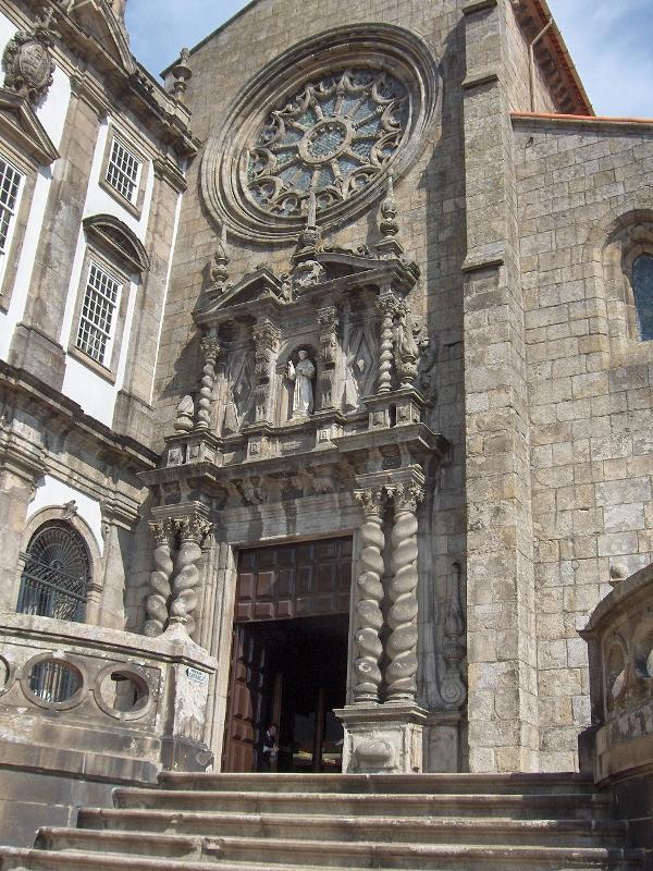 Gereja Santo Fransiskus Porto Portugal1