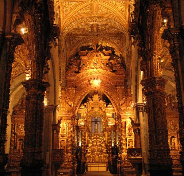 Gereja Santo Fransiskus Porto Portugal3