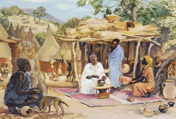 Orang Kaya dan Lazarus: Mari ucapkan kata-kata baik dan ...