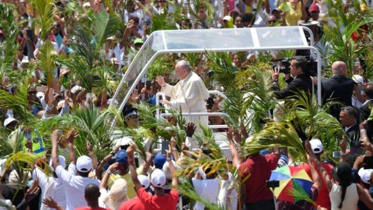 Paus di Mauritius
