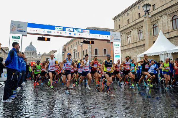 Rome Half Marathon Via Pacis 3