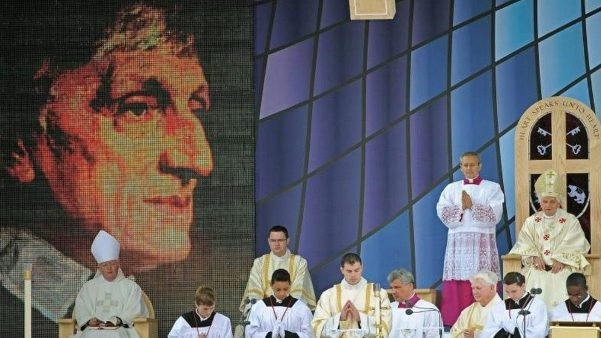 Beatifikasi Kardinal Newman oleh Paus Benediktus XVI