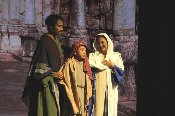 Drama Musikal Maria 5