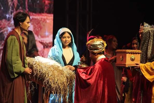 Drama Musikal Maria 6