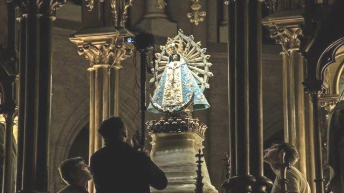 Patung Bunda Maria dari Lujan 1