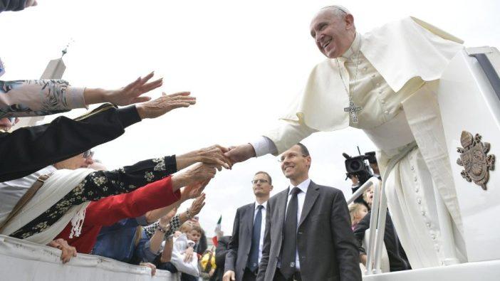 Paus dalam Audiensi Umum 30 Oktober 2019 (Vatican Media)