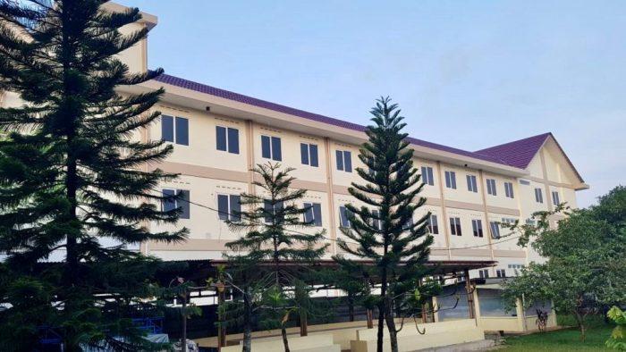 Gedung Asrama Putra Stella Maris Keuskupan Bogor (Foto dari web keuskupanbogor.org)