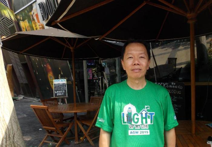 Ketua Panitia Yacobus Hamzah  (PEN@ Katolik/krm)