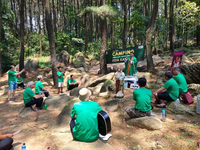 Camping Rohani KPK Curug 1