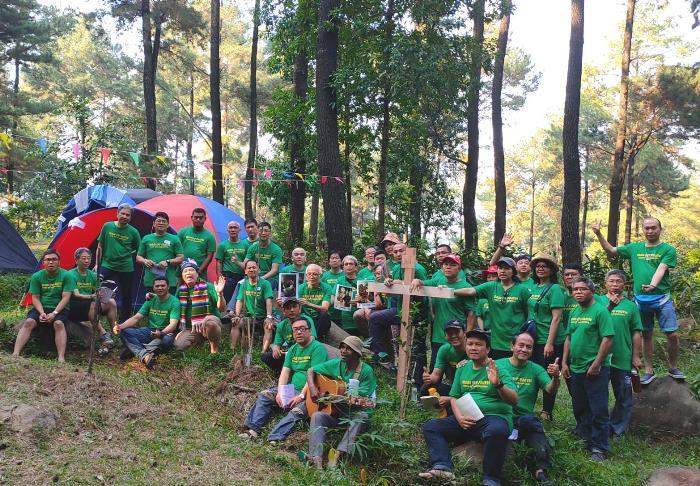 Camping Rohani KPK Curug 4