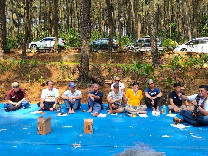 Camping Rohani KPK Curug 5