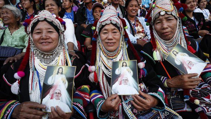 Misa Paus di Thailand 6