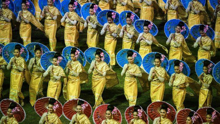 Misa Paus di Thailand 9