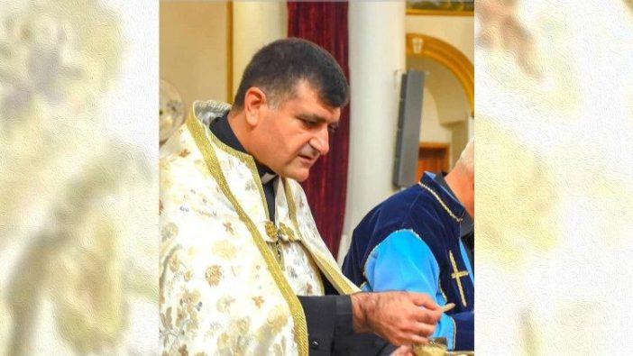 Pastor Hovsep Bedoyan