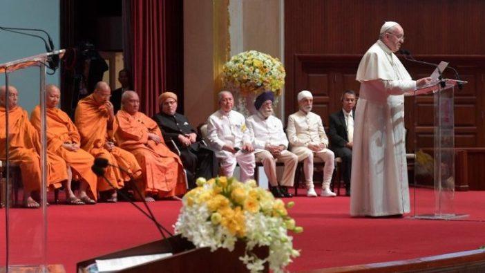 Paus dan Pemimpin agama 2
