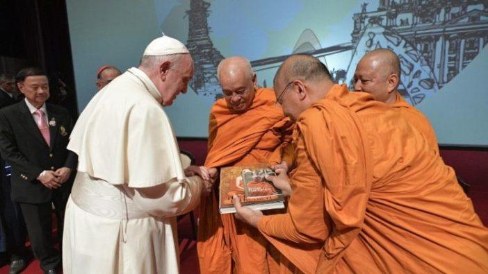 Paus dan pemimpin agama