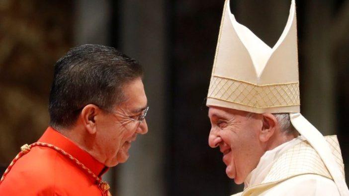 Kardinal Ayuso dan Paus (Vatican Media)