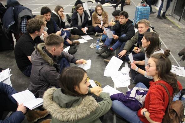 Pertemuan Orang Muda Eropa ke-42 di Polandia (Foto dari https://wroclaw.gosc.pl)