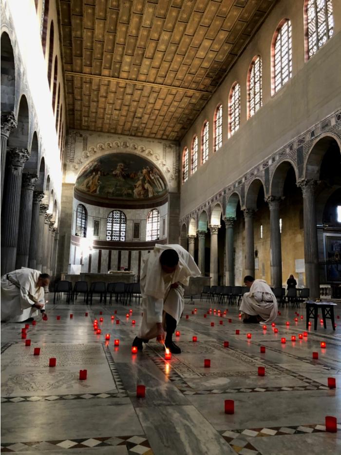Perdamaian Santa Sabina 10