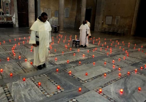 Bulan Perdamaian Ordo Dominikan (OP) (Foto dari web resmi OP)