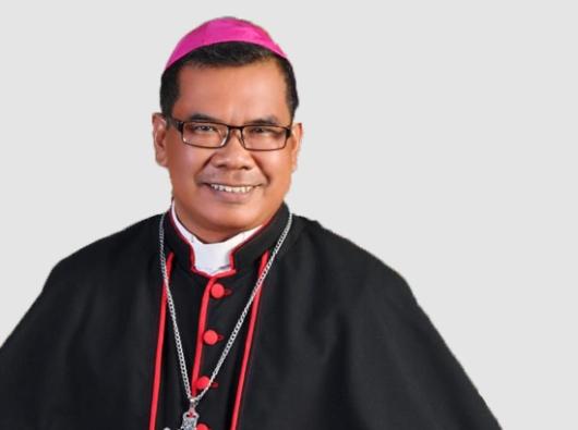 Uskup Agung Medan Mgr Kornelius Sipayung OFMCap (Foto dari kawali.org)